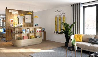 Blagnac programme immobilier neuve « Le Lift »  (4)