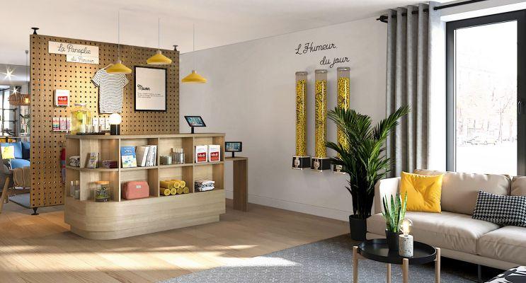 Photo n°4 du Résidence « Le Lift » programme immobilier neuf à Blagnac