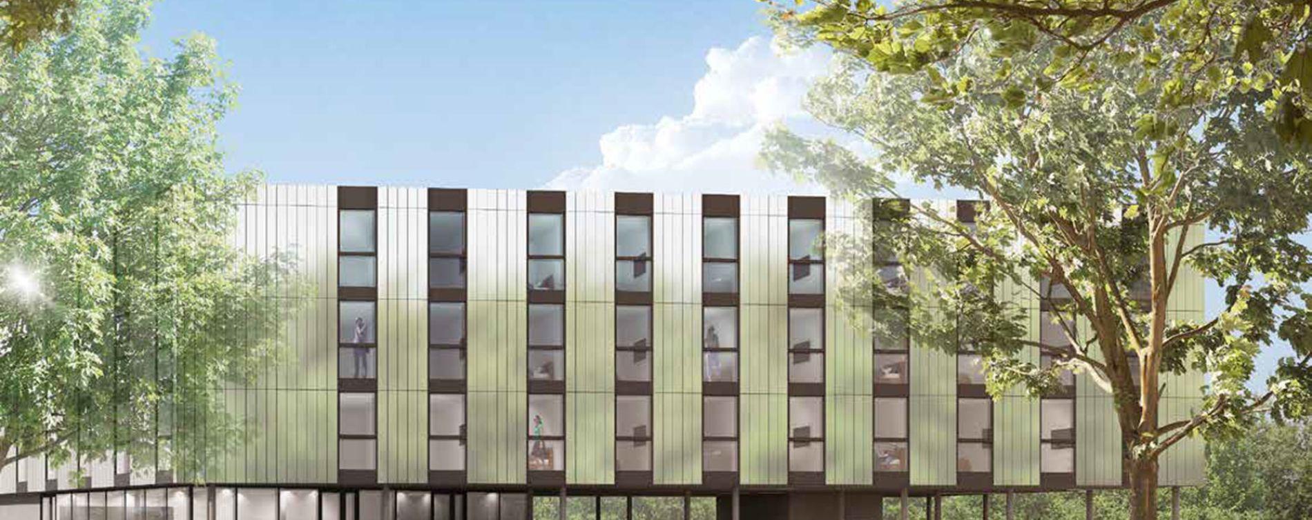 Blagnac : programme immobilier neuve « Lift »