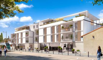 Photo du Résidence « Myra » programme immobilier neuf en Loi Pinel à Blagnac
