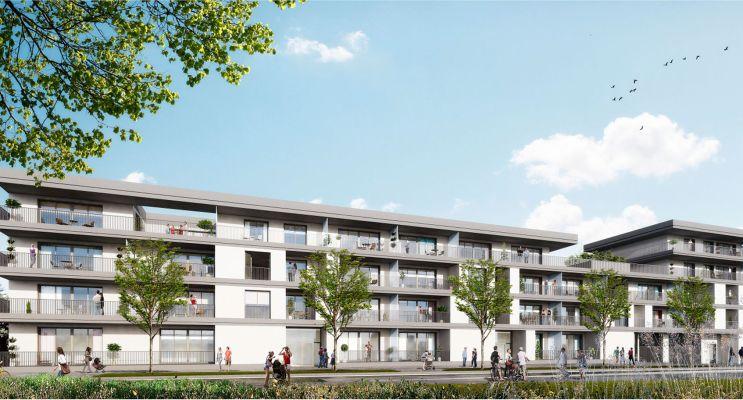 Résidence « View Park » programme immobilier neuf en Loi Pinel à Blagnac n°1