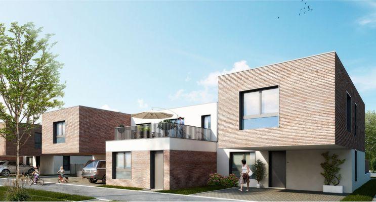 Résidence « View Park » programme immobilier neuf en Loi Pinel à Blagnac n°2