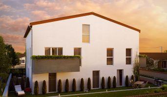 Blagnac programme immobilier neuve « Villa Carrière »  (2)