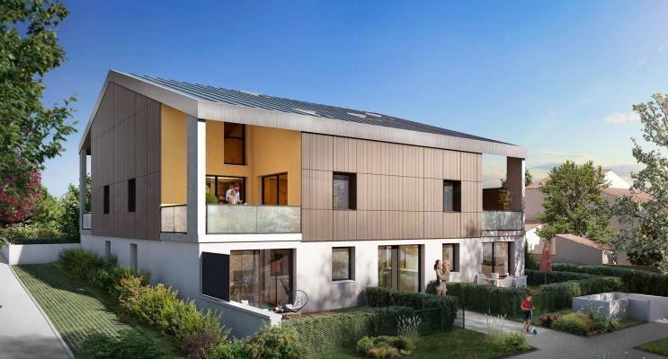 Photo du Résidence « Villa Palacio » programme immobilier neuf en Loi Pinel à Blagnac