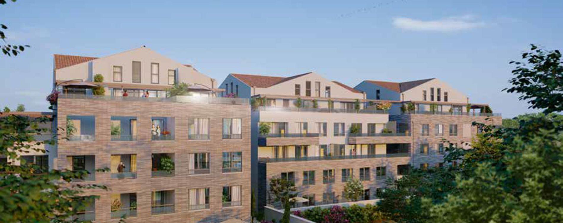 Blagnac : programme immobilier neuve « Wilco 2 » en Loi Pinel (2)