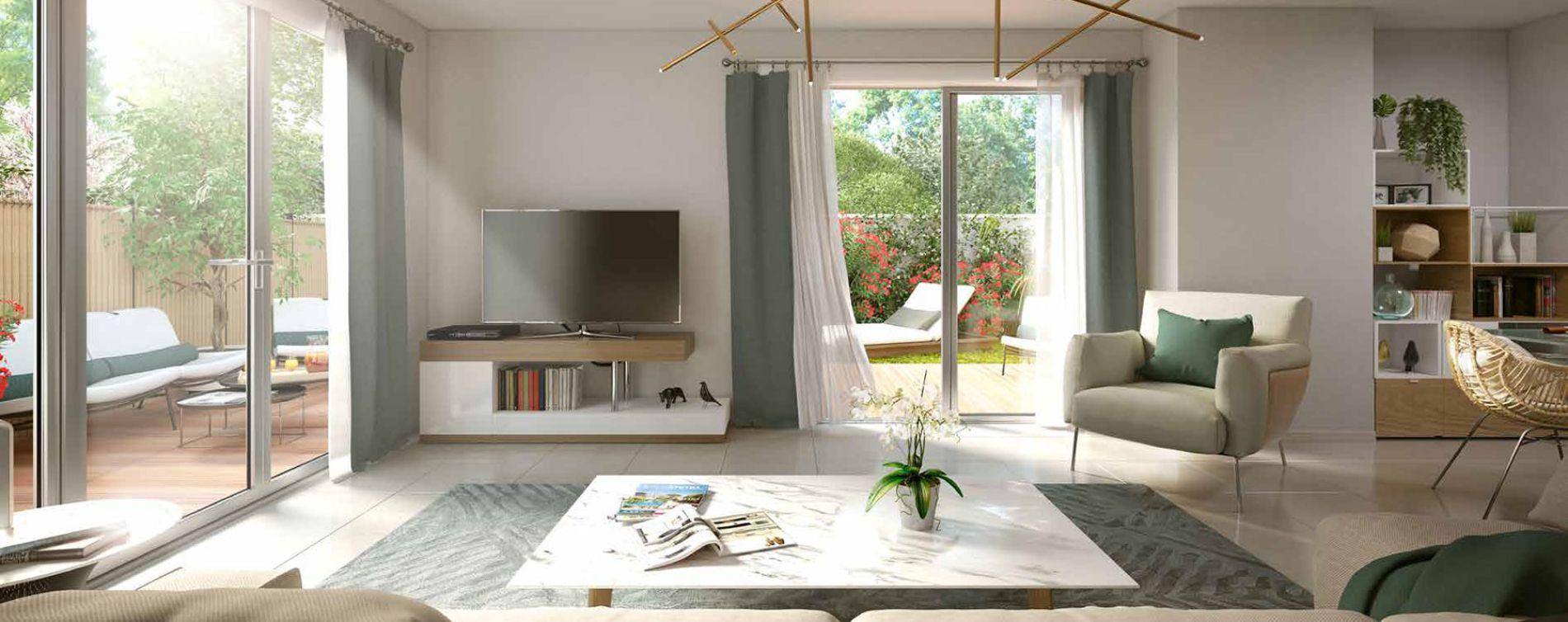 Blagnac : programme immobilier neuve « Wilco 2 » en Loi Pinel (4)