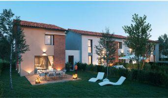 Photo du Résidence « Domaine Villas Rosa » programme immobilier neuf en Loi Pinel à Brax