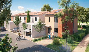 Brax programme immobilier neuve « Domaine Villas Rosa » en Loi Pinel  (2)