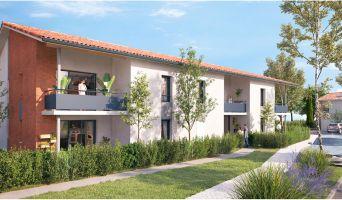 Brax programme immobilier neuve « Domaine Villas Rosa » en Loi Pinel  (3)