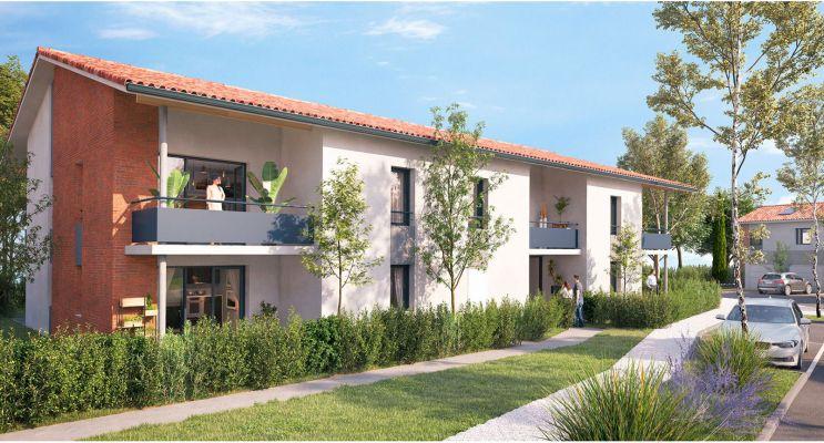 Résidence « Domaine Villas Rosa » programme immobilier neuf en Loi Pinel à Brax n°3
