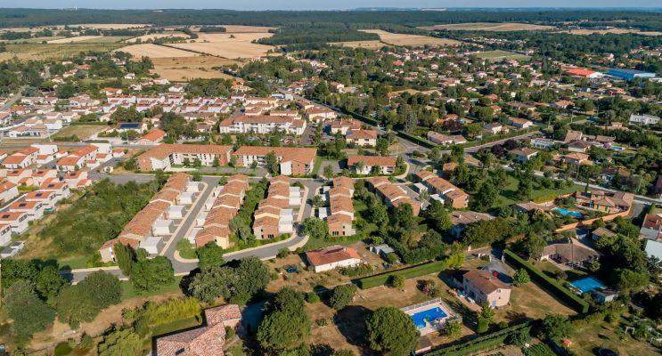 Résidence « Domaine Villas Rosa » programme immobilier neuf en Loi Pinel à Brax n°4