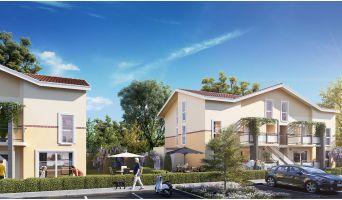 Bruguières programme immobilier neuf « L'Orée du Clavel » en Loi Pinel