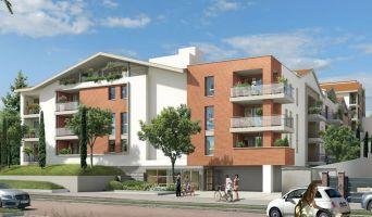 Photo du Résidence «  n°213072 » programme immobilier neuf en Loi Pinel à Castanet-Tolosan