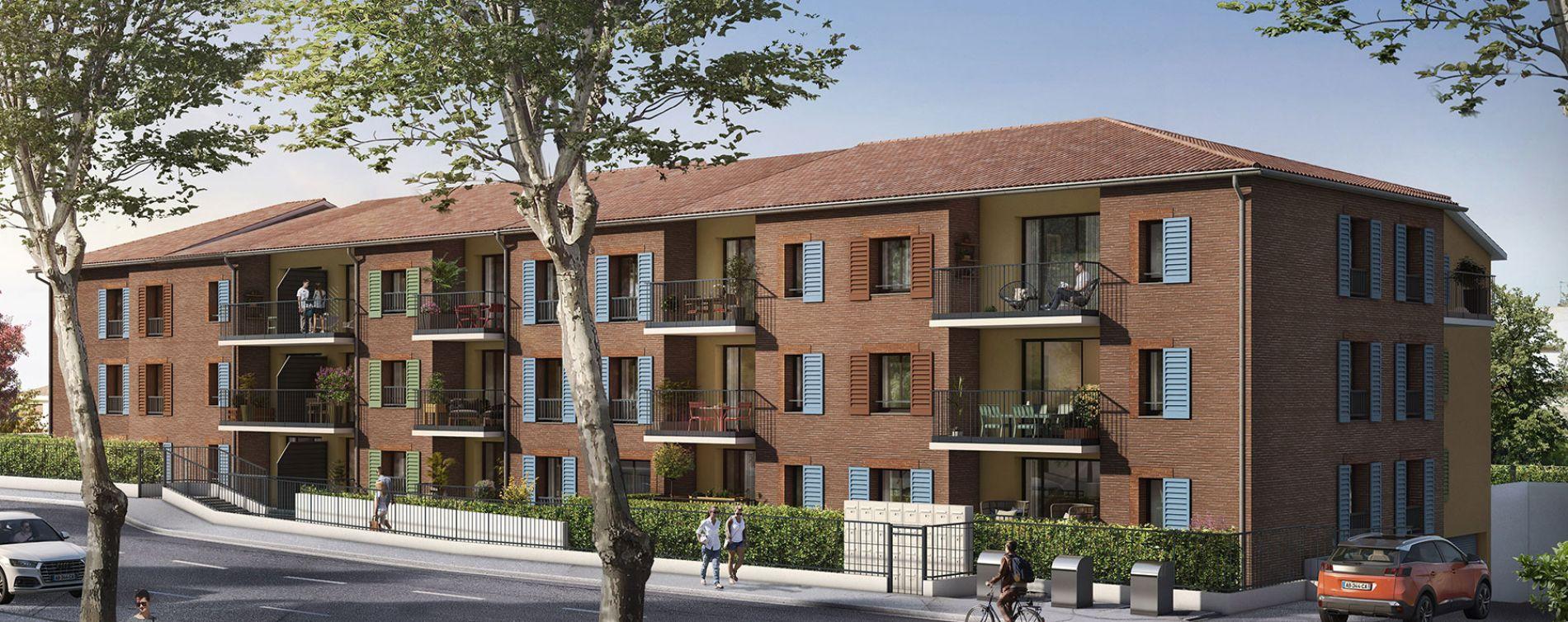 Résidence Bella Ciutat à Castanet-Tolosan