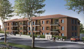Photo du Résidence « Bella Ciutat » programme immobilier neuf en Loi Pinel à Castanet-Tolosan