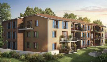 Résidence « Bella Ciutat » programme immobilier neuf en Loi Pinel à Castanet-Tolosan n°2