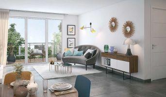 Résidence « Bella Ciutat » programme immobilier neuf en Loi Pinel à Castanet-Tolosan n°3