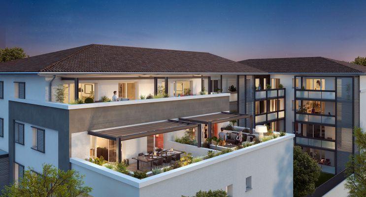 Résidence « Casta Nova » programme immobilier neuf en Loi Pinel à Castanet-Tolosan n°3