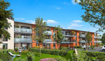 Photo du Résidence « Central Place » programme immobilier neuf en Loi Pinel à Castanet-Tolosan