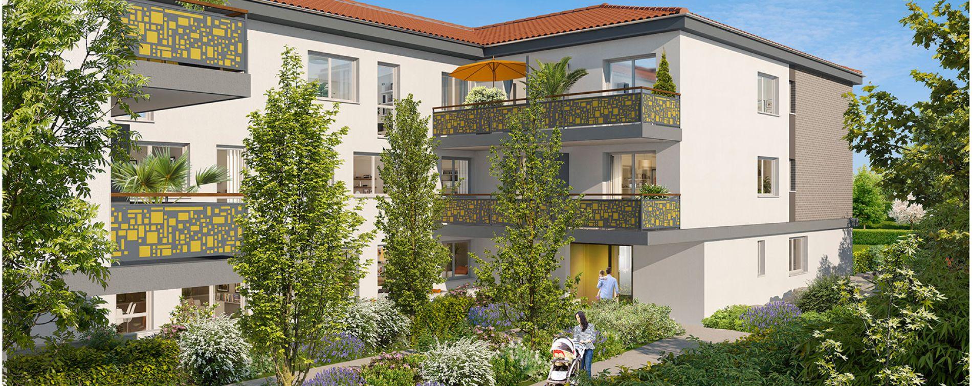 Résidence City'Life à Castanet-Tolosan