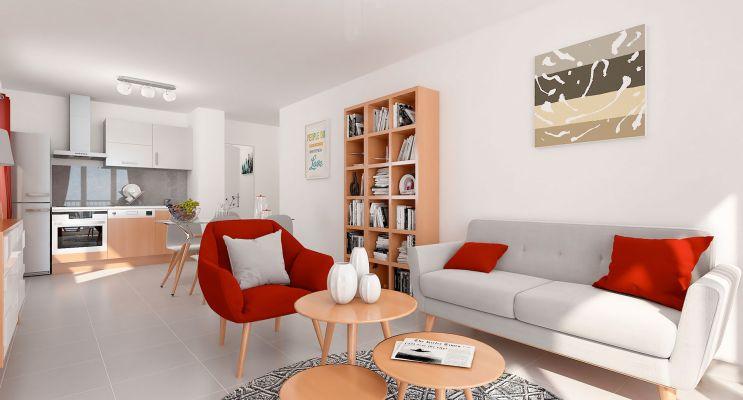 Résidence « City'Life » programme immobilier neuf en Loi Pinel à Castanet-Tolosan n°3
