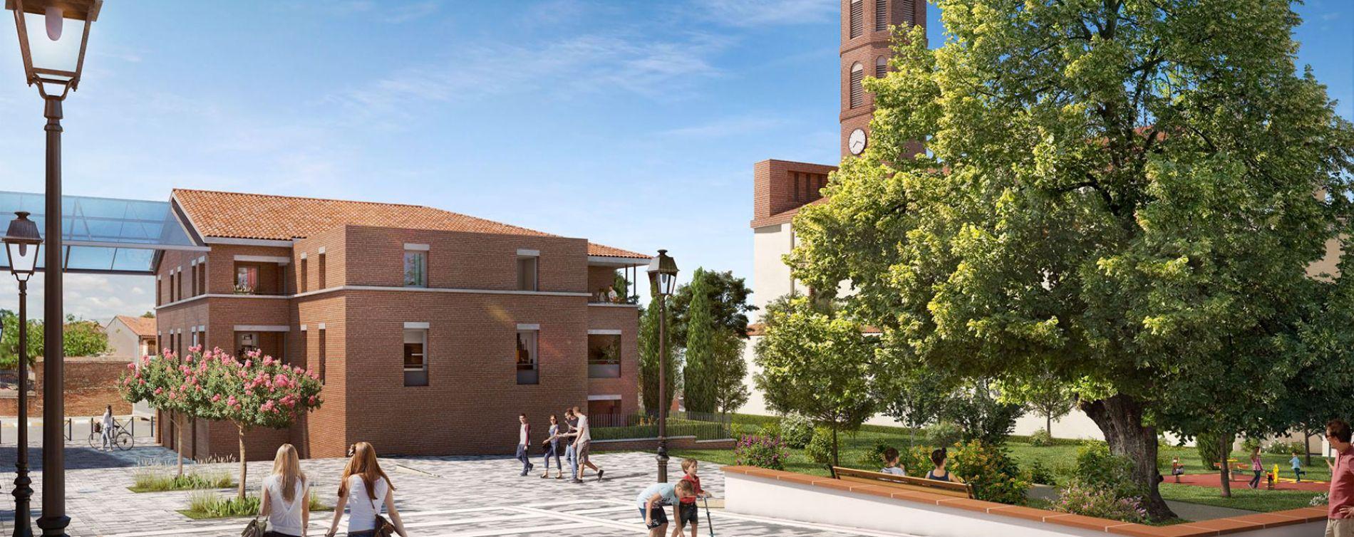 Résidence Coeur de Ville Castanet à Castanet-Tolosan