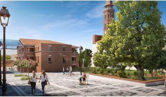 Photo du Résidence « Coeur de Ville Castanet » programme immobilier neuf en Loi Pinel à Castanet-Tolosan