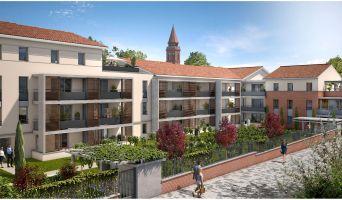 Résidence « Coeur De Ville Castanet » programme immobilier neuf en Loi Pinel à Castanet-Tolosan n°2