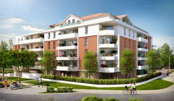 Photo du Résidence « Esprit Tolosan » programme immobilier neuf en Loi Pinel à Castanet-Tolosan