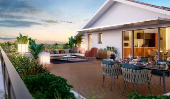 Résidence « Esprit Tolosan » programme immobilier neuf en Loi Pinel à Castanet-Tolosan n°3
