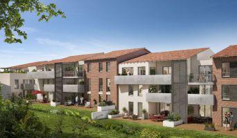Résidence « L'A Cappella » programme immobilier neuf en Loi Pinel à Castanet-Tolosan n°2