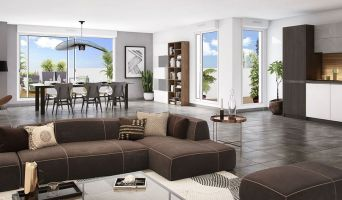Résidence « L'A Cappella » programme immobilier neuf en Loi Pinel à Castanet-Tolosan n°4