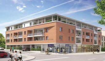Photo du Résidence « Le Clos Romana » programme immobilier neuf en Loi Pinel à Castanet-Tolosan
