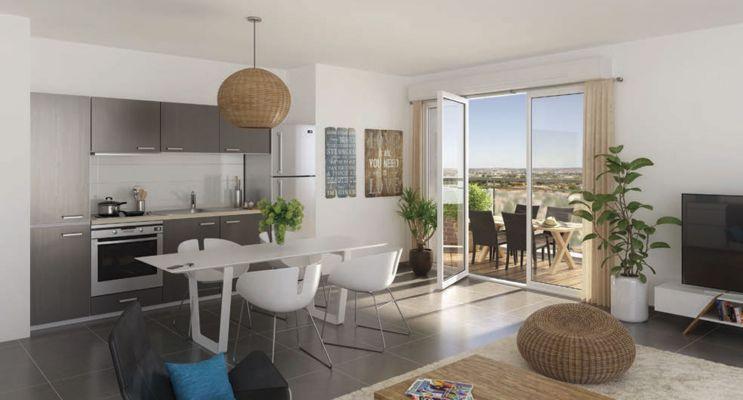 Résidence « Le Clos Romana » programme immobilier neuf en Loi Pinel à Castanet-Tolosan n°3