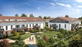 Résidence « Le Millésime » programme immobilier neuf en Loi Pinel à Castanet-Tolosan n°1