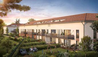 Résidence « Le Millésime » programme immobilier neuf en Loi Pinel à Castanet-Tolosan n°2