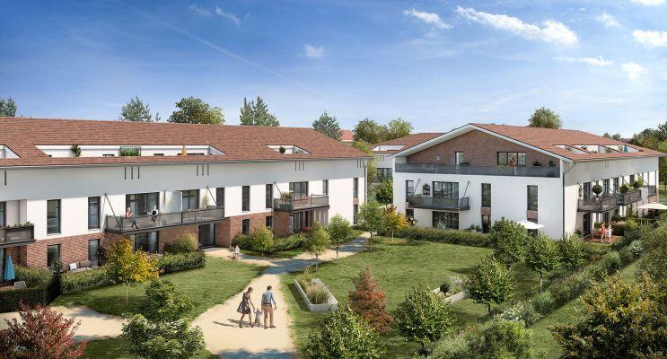 Photo n°1 du Résidence « Le Millésime » programme immobilier neuf en Loi Pinel à Castanet-Tolosan