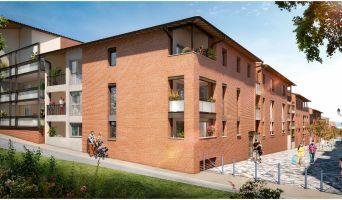 Photo du Résidence « Le Philharmony » programme immobilier neuf en Loi Pinel à Castanet-Tolosan