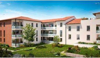 Résidence « Le Philharmony » programme immobilier neuf en Loi Pinel à Castanet-Tolosan n°2