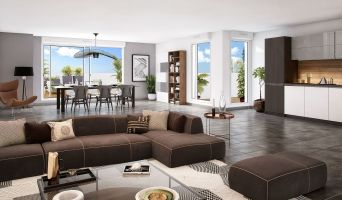 Résidence « Le Philharmony » programme immobilier neuf en Loi Pinel à Castanet-Tolosan n°4