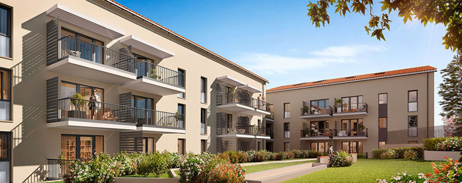 Résidence Les Collines du Lauragais à Castanet-Tolosan