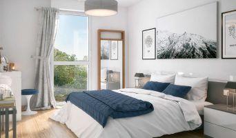 Résidence « Les Collines Du Lauragais » programme immobilier neuf en Loi Pinel à Castanet-Tolosan n°3