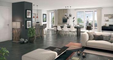 Castanet-Tolosan : programme immobilier neuf « L'Intermède » en Loi Pinel