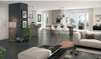 Résidence « L'Intermède » programme immobilier neuf en Loi Pinel à Castanet-Tolosan n°1
