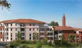 Résidence « L'Intermède » programme immobilier neuf en Loi Pinel à Castanet-Tolosan n°2