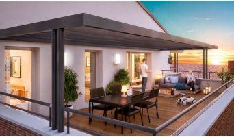 Résidence « L'Intermède » programme immobilier neuf en Loi Pinel à Castanet-Tolosan n°3