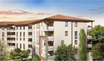 Résidence « L'Intermède » programme immobilier neuf en Loi Pinel à Castanet-Tolosan n°4