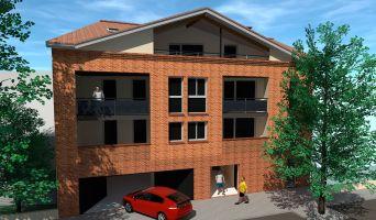 Photo du Résidence « Ô Coeur de Ville » programme immobilier neuf en Loi Pinel à Castanet-Tolosan