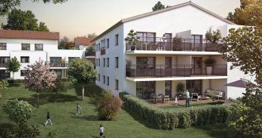 Castanet-Tolosan : programme immobilier neuf « Patio Castanet » en Loi Pinel