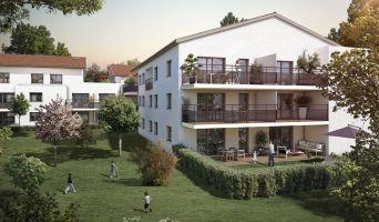 Photo du Résidence « Patio Castanet » programme immobilier neuf en Loi Pinel à Castanet-Tolosan